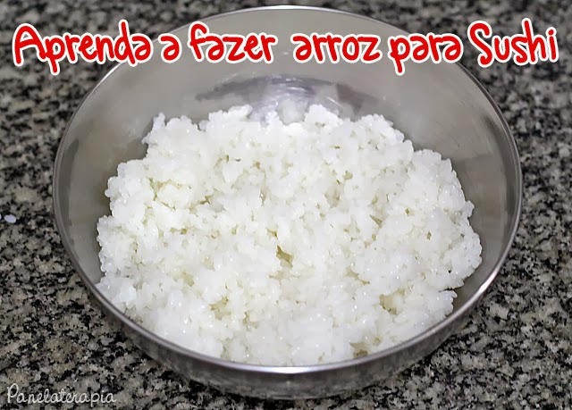 Arroz para sushi panelaterapia for Como hacer arroz para sushi