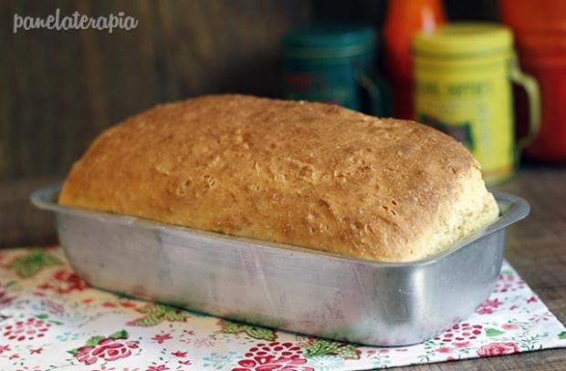 Pão Caseiro de Massa Mole