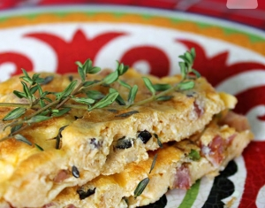 omelete_assado
