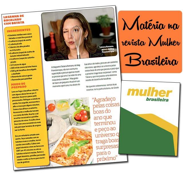 Na Revista Mulher Brasileira