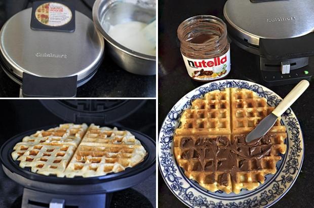 waffle maquina