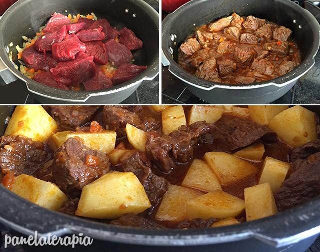 carne de panela facil
