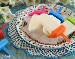 Picole leite Ninho