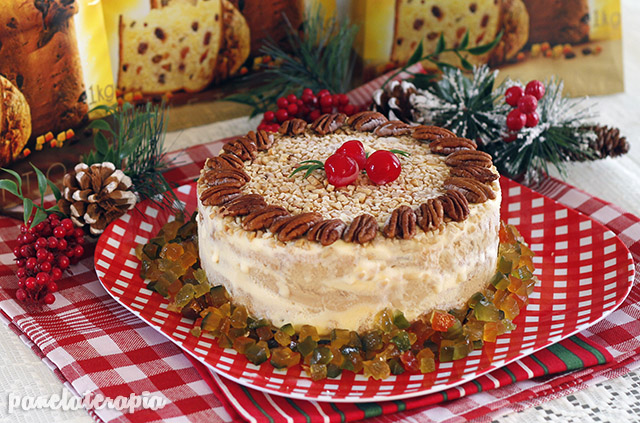torta gelada