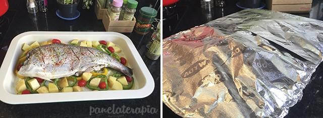 peixe-no-forno