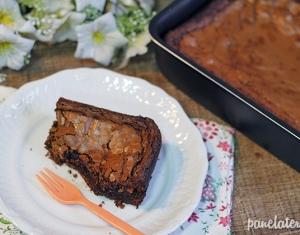 Brownie-receita
