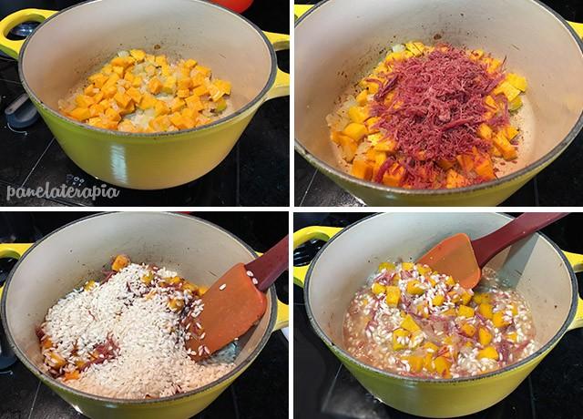risoto-carne-seca-abobora