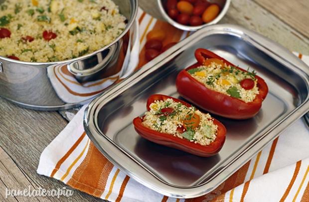 Couscous de Legumes e Ervas
